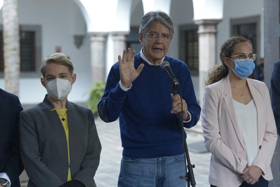 El banquero presidente quedó salpicado por los Pandora Papers. (Fuente: AFP)