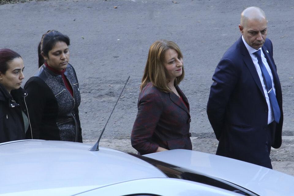 Alejandra Gils Carbó fue forzada a renunciar por el gobierno de Cambiemos en octubre de 2017. (Fuente: NA)