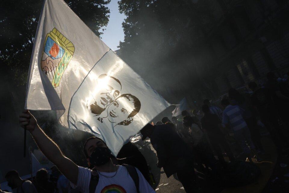 Habrá dos días de movilización por el Día de la Lealtad peronista. (Fuente: Leandro Teysseire)