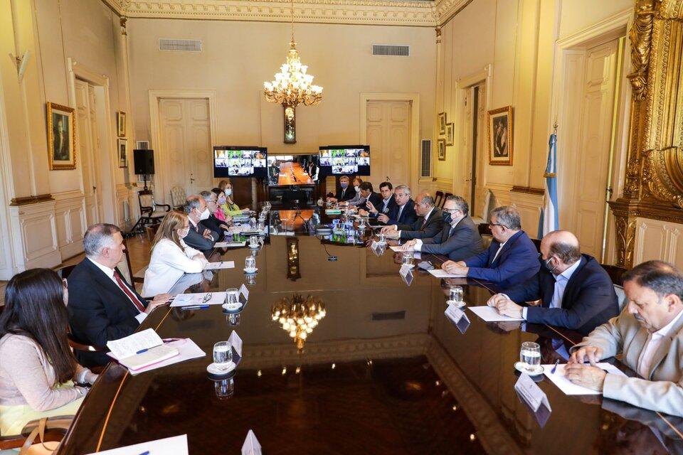 Tras la reunión con gobernadores, las provincias convocadas se suman al control de precios