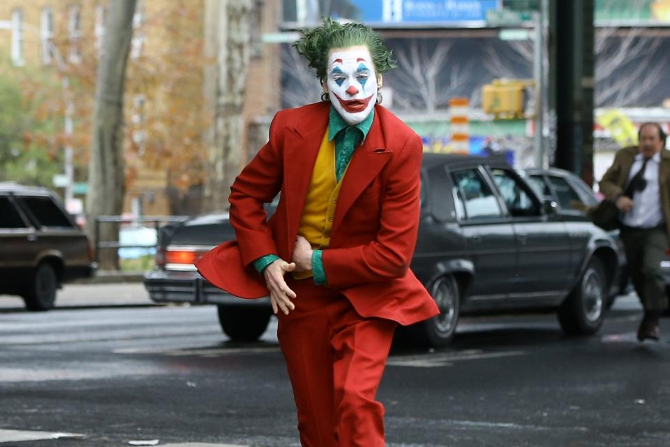 Que Habra Tras La Mascara Del Guason Joker E Pagina12