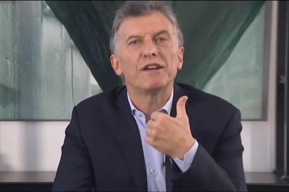Mauricio Macri, el peor presidente de la historia democrática.