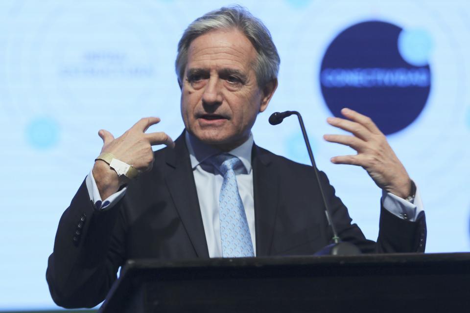 El ministro de Modernización, Andrés Ibarra, justificó las incoporaciones.