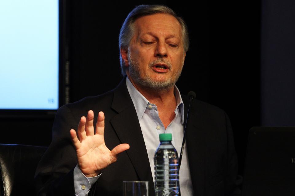 El ex ministro de Energía, Juan José Aranguren.