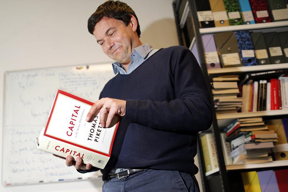 Cómo es el nuevo libro de Thomas Piketty | La desig... | Página12