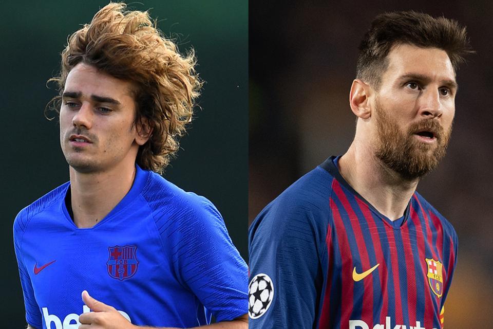 Messi Y Griezmann Por Qué No Se Conectan El De