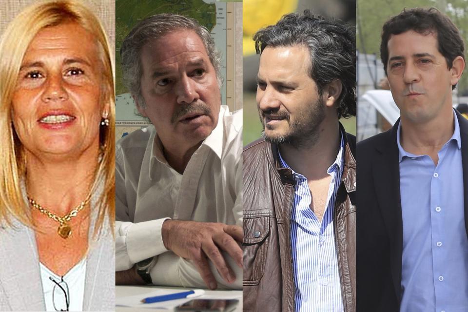"""A día de hoy, algunos de los confirmados: Marcela Losardo, Felipe Solá, Santiago Cafiero y """"Wado"""" de Pedro"""