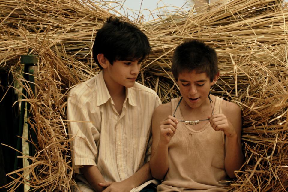 Image result for lectura según justino cine