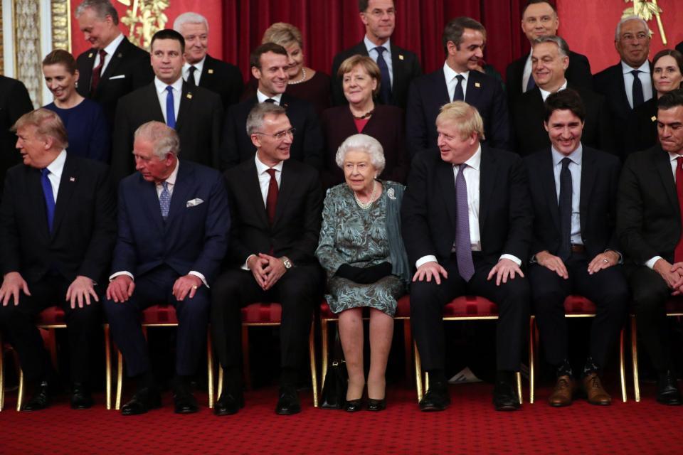Macron contra todos en la OTAN