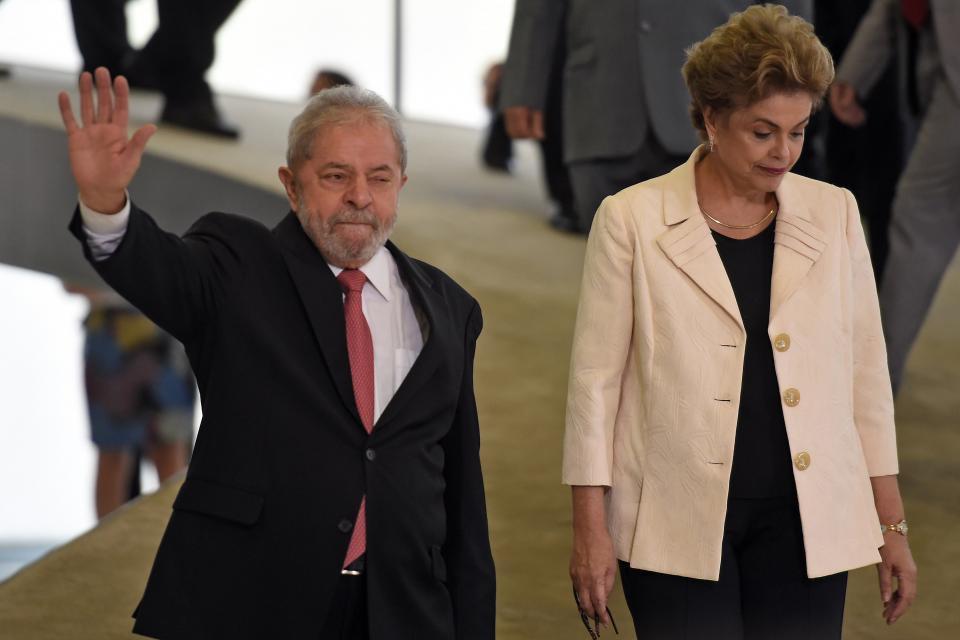 Lula y Dilma absueltos: hacer política no es delito