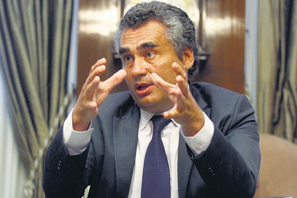 Alejandro Vanoli, el custodio del Fondo de Garantía