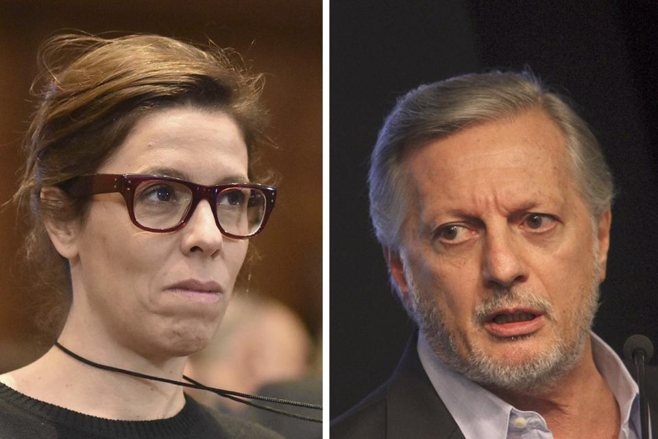 Laura Alonso y Juan José Aranguren fueron procesados por beneficiar a Shell