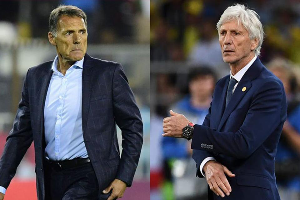 Russo y Pékerman, dos consagrados que suenan fuerte para Boca.