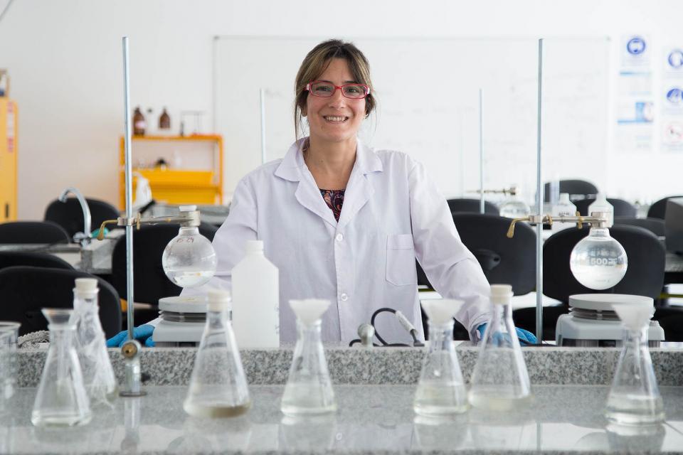 Melina Alvarez lideró el trabajo sobre el insecticida clorpirifos.