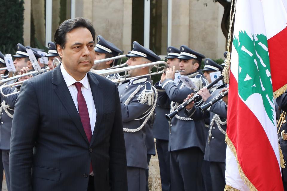 Líbano cambia de gobierno pero sigue la protesta En medio de una crisis económica y de representatividad