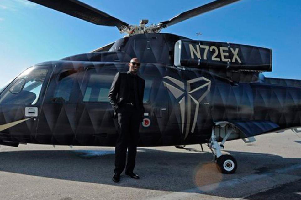 Se conoció el audio de los últimos momentos del vuelo La muerte de Kobe Bryant: el dramático diálogo del piloto del helicóptero con la torre de control antes del accidente