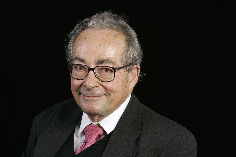 A los 90 años murió George Steiner