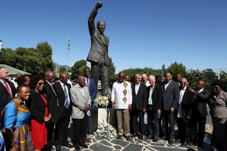 Se cumplen 30 años de la liberación del líder sudafricano