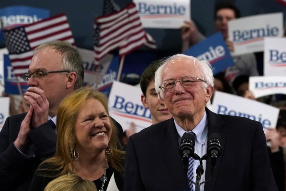 La izquierda demócrata se afianza en la carrera a la Casa Blanca
