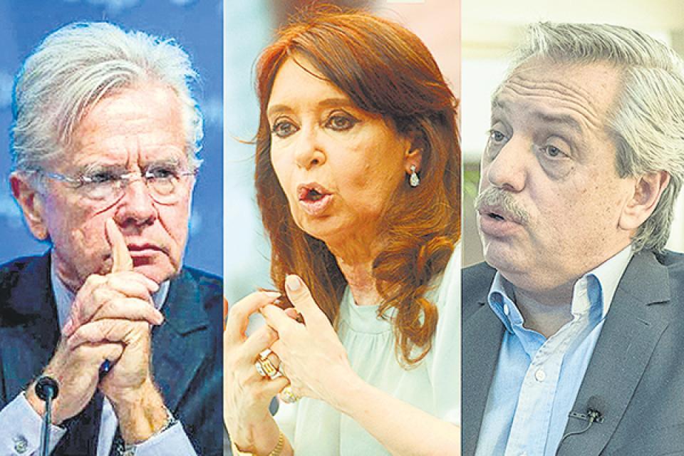 Gerry Rice, portavoz oficial del FMI, y una respuesta que provocó la reacción de CFK.