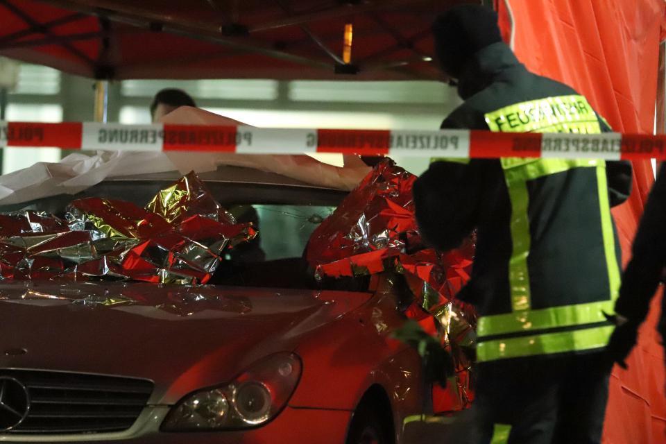 Once muertos en dos ataques a bares en Alemania