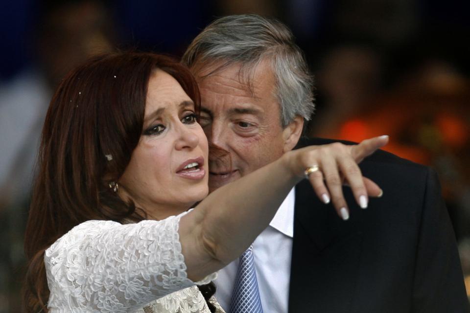 Cristina Fernández eligió una nota de PáginaI12 para recordar a Néstor Kirchner