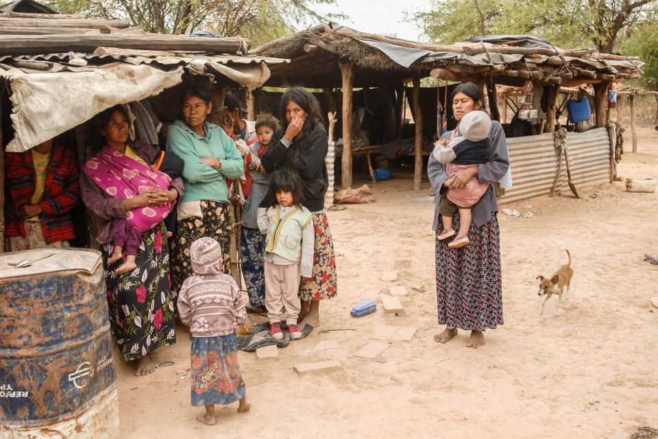 LA CIDH envió un pedido de informe al Estado argentino sobre las comunidades Wichí de Salta.
