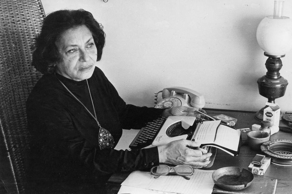 Olga Orozco murió en 1999, pero su obra continúa vigente.