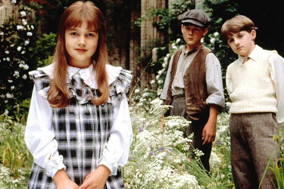 Resultado de imagen para el jardín secreto (Agnieszka Holland