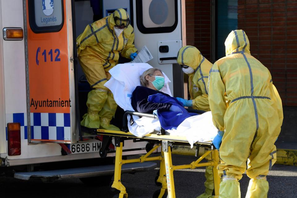 Coronavirus en España: el contagio se extiende entre médicos y enfermeros
