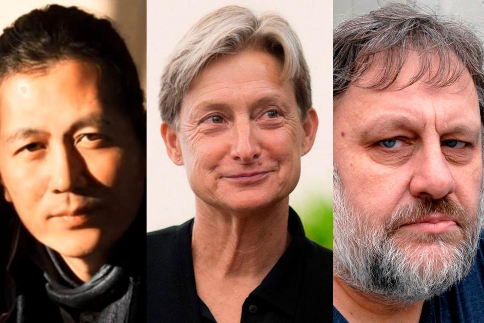 Byung-Chul Han, Judith Butler ySlavoj Zizek, tres plumas lúcidas para abordar un tema complejo.