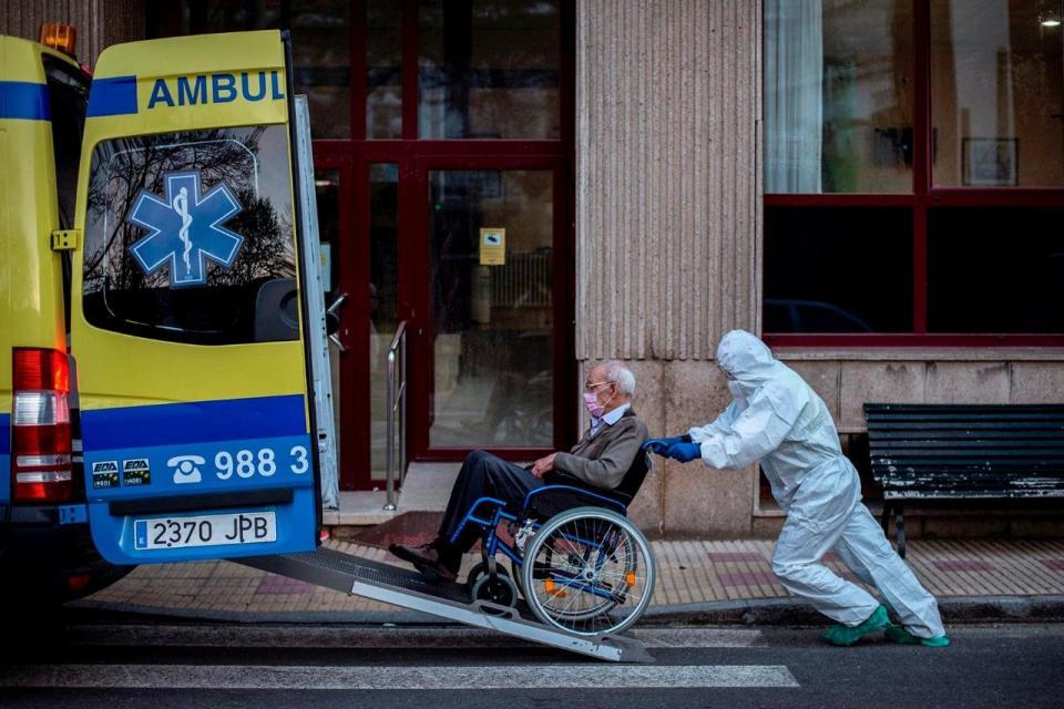 España: en estado de alarma hasta el 11 de abril