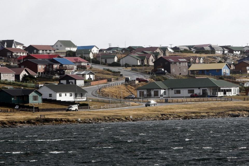 Alerta en las Islas Malvinas por un posible caso de coronavirus