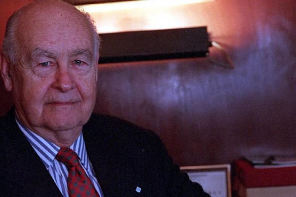 Alemann había nacido en 1922 y fue ministro de Frondizi y Galtieri.