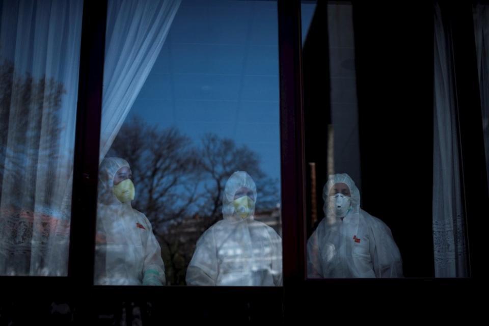 Coronavirus: nuevo record de muertos en España