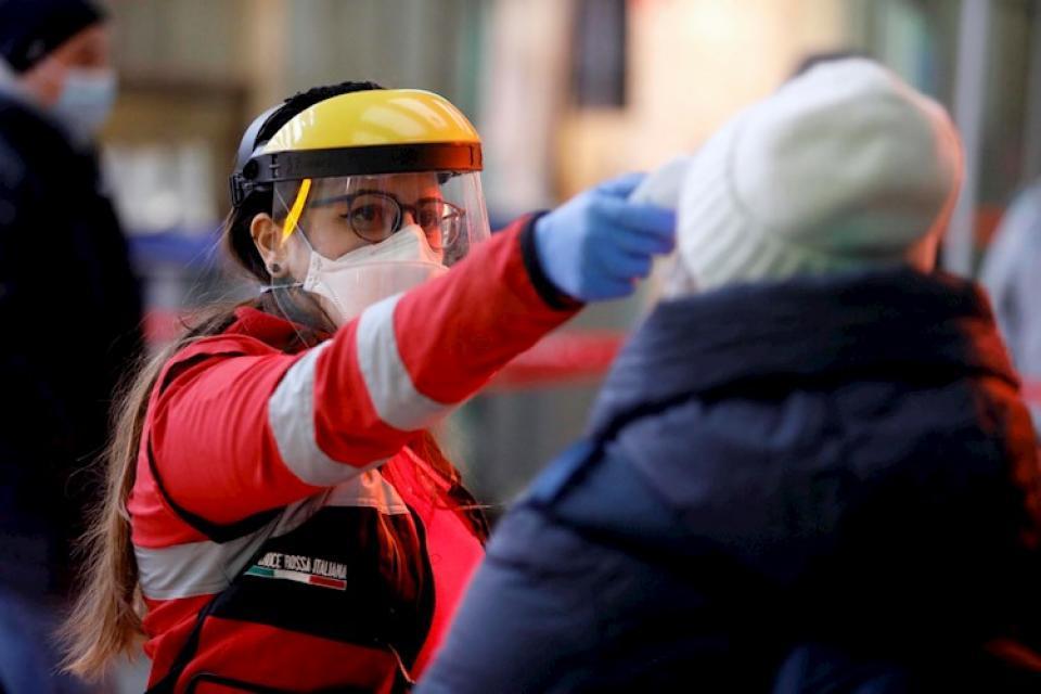 Coronavirus: en Italia hubo 756 muertes en las últimas 24 horas