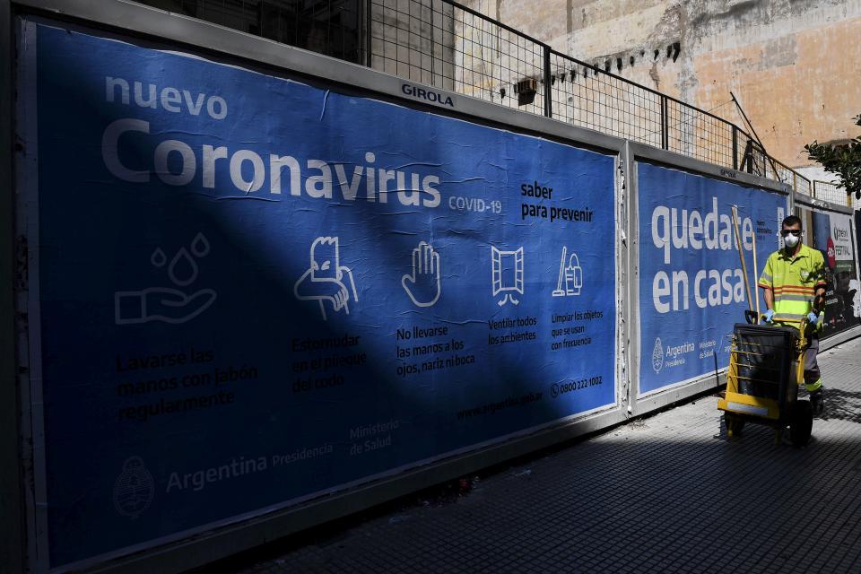 Coronavirus: ya son 22 los muertos en la Argentina