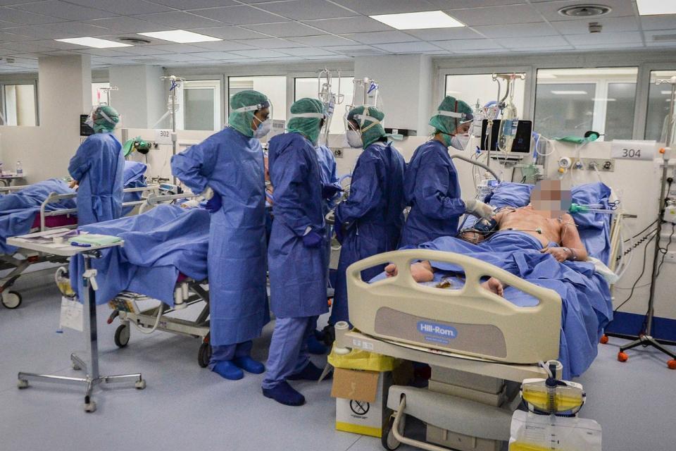 Italia es el país más golpeado por la pandemia de coronavirus.
