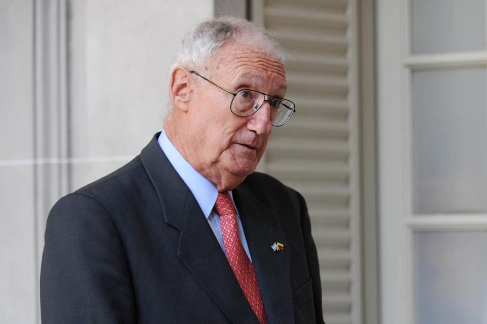 Argentina : Martín Balza consideró «triste y grave» la posición de Macri sobre Malvinas