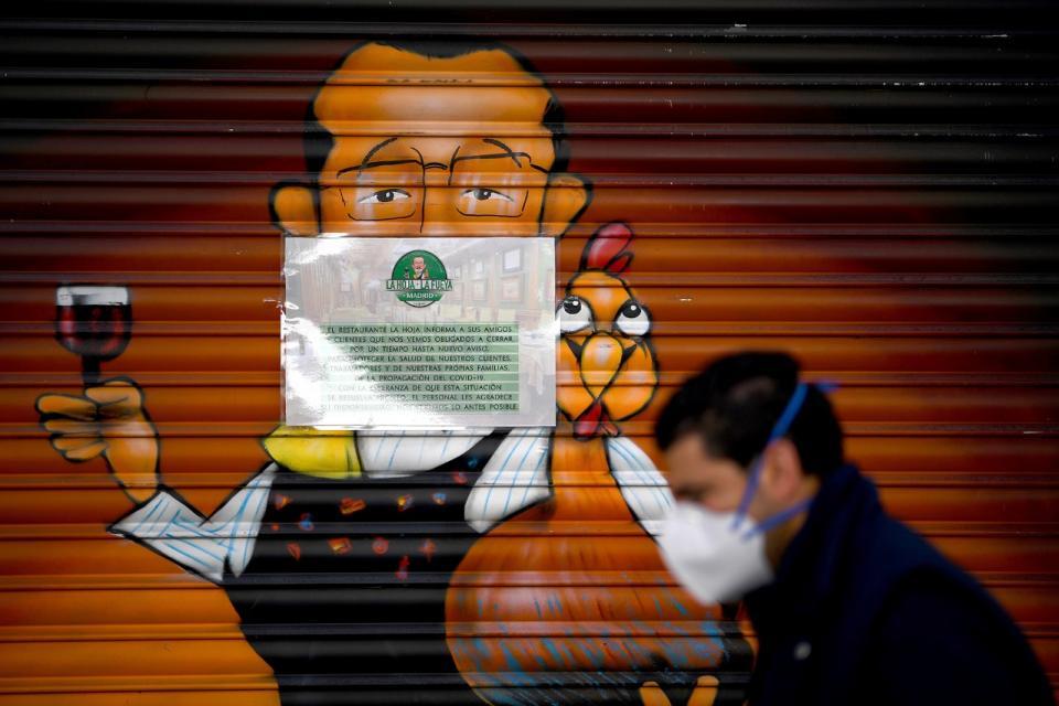 Coronavirus en España: creen que se llegó al pico de la pandemia