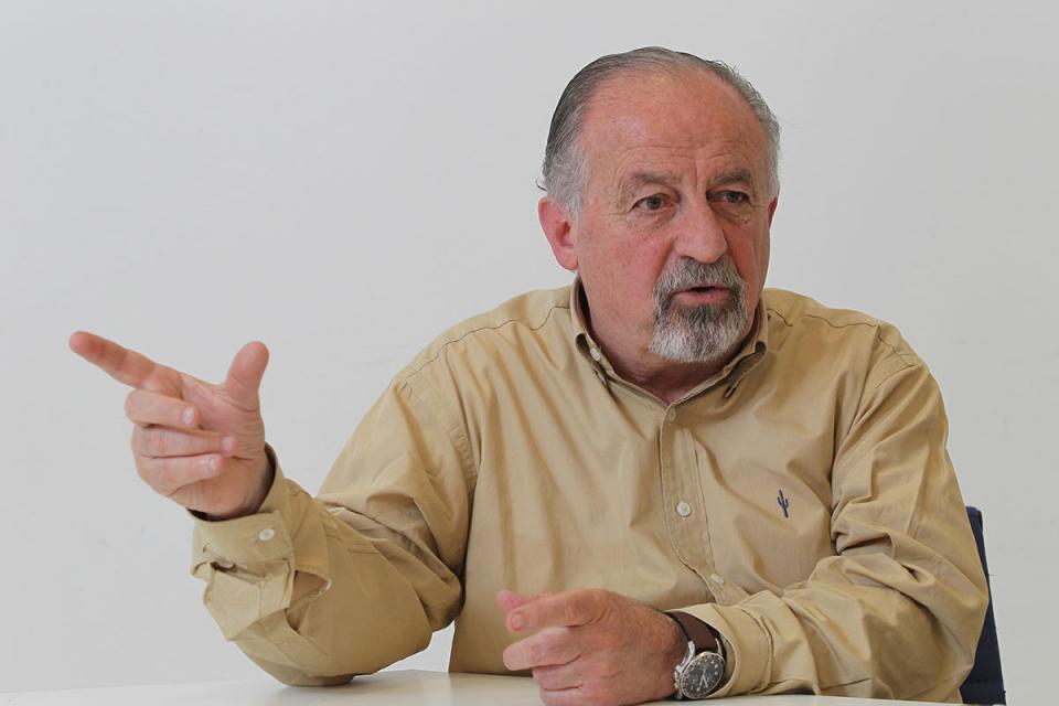 El secretario general de la CTA y diputado nacional, Hugo Yasky, propuso la creación de un fondo de emergencia que se basaría en un aporte por única vez de las cincuenta personas más ricas del país.