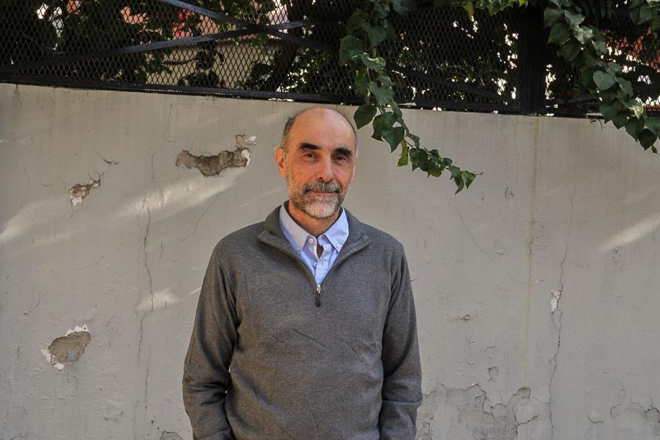 Coronavirus en Argentina: Jorge Aliaga enseña cómo ... | Página12