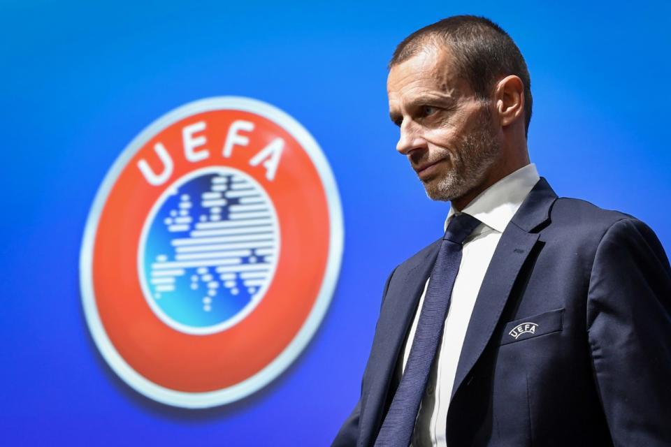 UEFA implora a las Ligas que culminen sus temporadas, aceptaría que algunas cancelen sus torneos por la pandemia de COVID-19