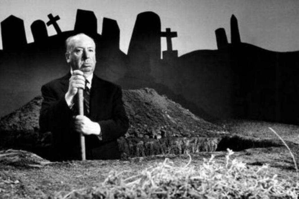 El día en que la muerte alcanzó a Hitchcock