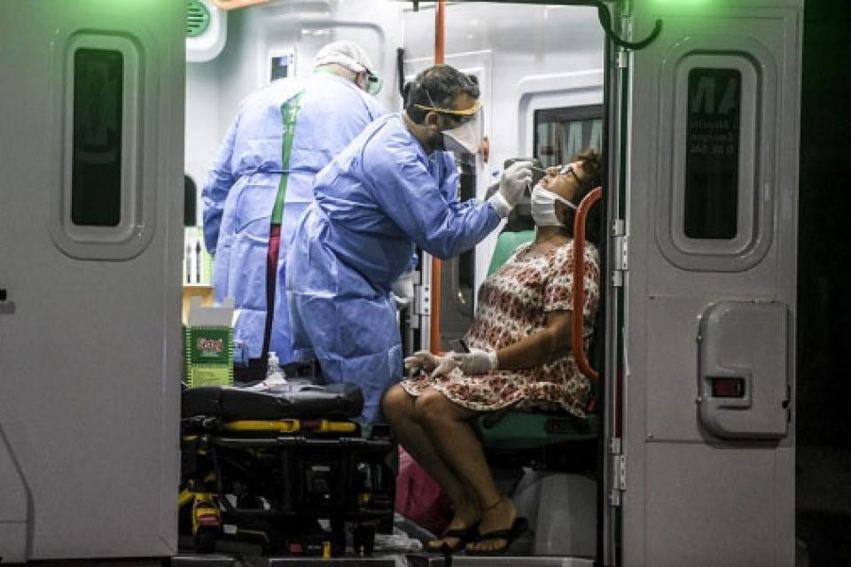 Argentina : El promedio nacional de contagios es de9,4 personas cada cien mil