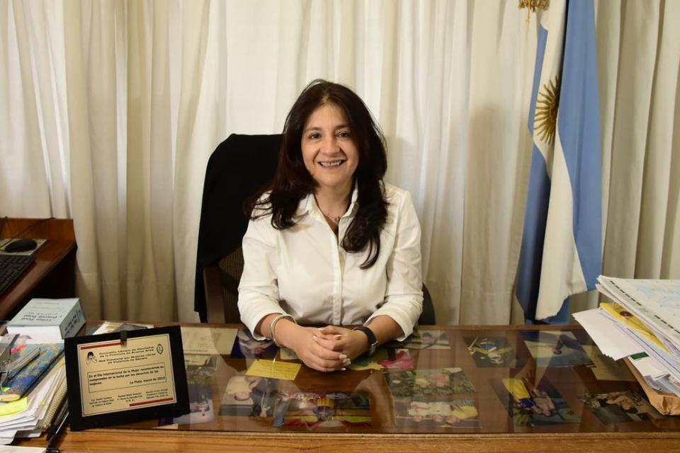 La jueza Julia Márquez.