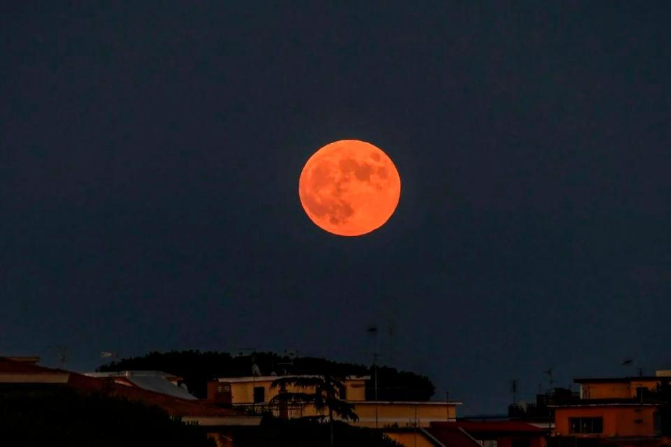 La Luna de las Flores se verá este jueves 7 de mayo y será la última superluna de 2020.