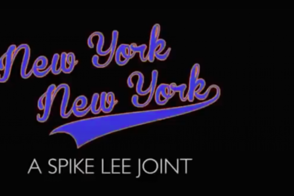 Spike Lee y su carta de amor a Nueva York