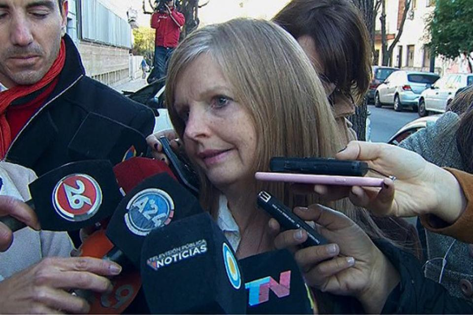 La jueza federal de San Martín, Martina Forns relató las presiones recibidas durante el gobierno de Macri.