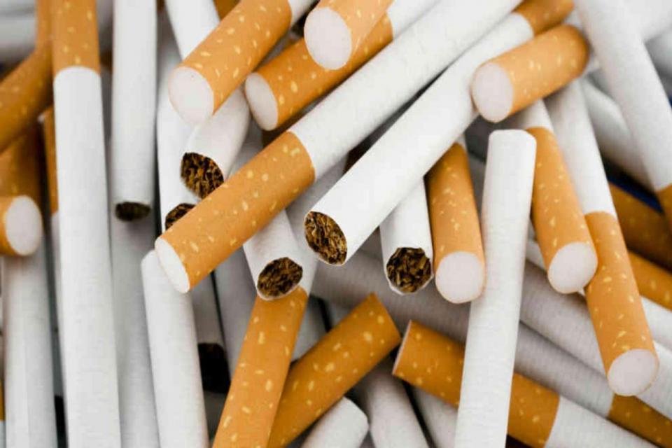 Los cigarrillos representan hasta el 80 por ciento de las ventas de los kioscos.